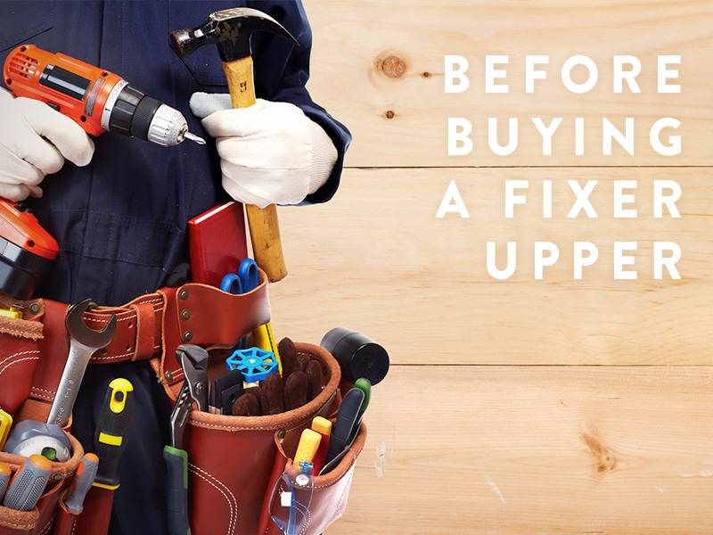 image of 10 things to inspect before buying a fixer upper