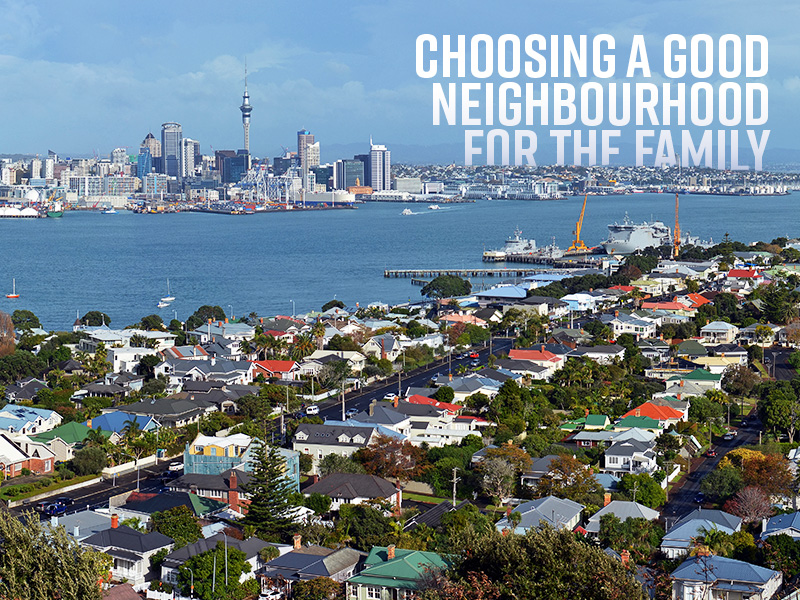 image of What to look for when buying in a new neighbourhood