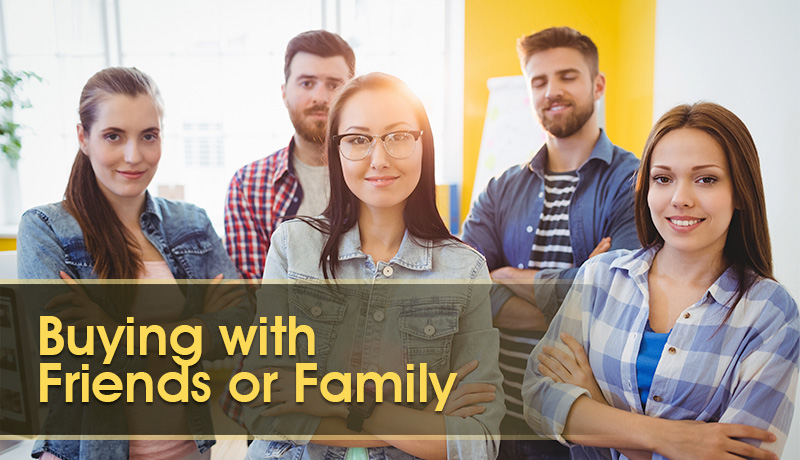 image of Should you Buy a Property with Family or Friends?