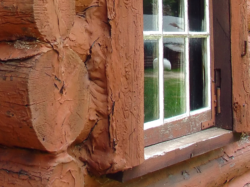 image of Maintenance of Timber Window Joinery